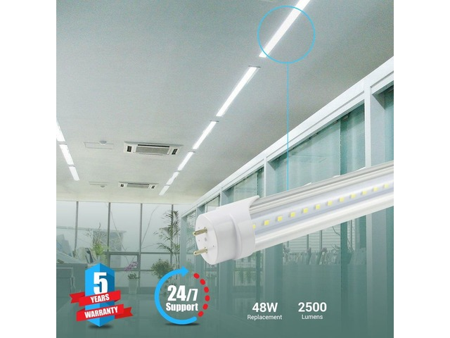 Get Single Ended Pin T8 4ft LED Tubes Have Additional Benefits | free-classifieds-usa.com
