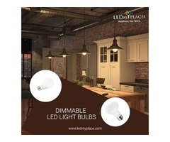 Save Your Money By Using Only Dimmable LED Light Bulb