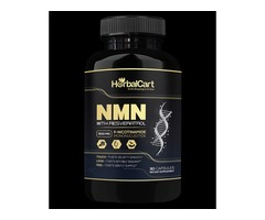 Buy Nicotinamide Mononucleotide (NMN) Supplement - HerbalCart