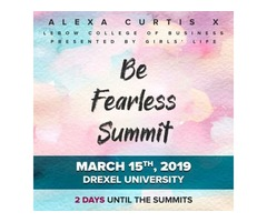 The Be Fearless Summit by Alexa Curtis will Empower a Lot of Women