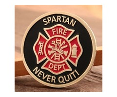 Spartan Firefighter Challenge Coins | free-classifieds-usa.com