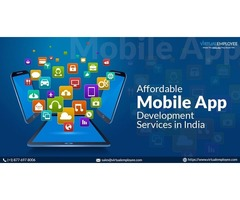 Get Affordable Mobile App Development Services at Virtual Employee