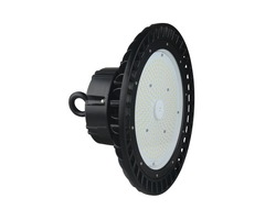 Install 150w LED UFO High Bay Lights To Enjoy More Brightness Than Traditional 400w Mh Lights