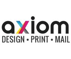 Business Cards Printing Los Angeles | Axiom Designs & Printing