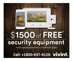 24/7 monitoring Home Security