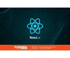React JS Application Development Services from Narmadatech