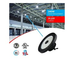 Get Excellent UFO LED High Bay Lights at High Ceiling Areas | free-classifieds-usa.com