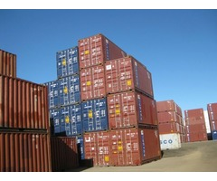 10, 20, 40 Ft Shipping Containers for Sale