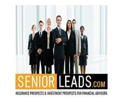 Annuity leads for agents | Investment client leads  | SeniorLeads.com
