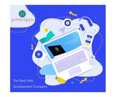 Best Web Development Company – Appxtech