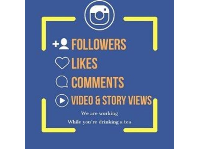 Social Media Marketing Specially Instagram    free-classifieds-usa.com