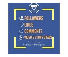 Social Media Marketing Specially Instagram