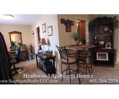 Hattiesburg Heathwood Apartment Homes for Rent