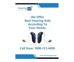 Invisible Hearing Aid Price India