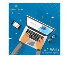 Web Designing and Development Company, USA | Appxtech