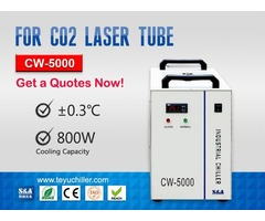 Portable Water Chiller CW 5000 for CO2 Laser  | free-classifieds-usa.com