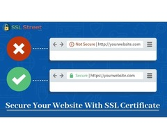 SSL Certificate For Website And Client Transaction Security
