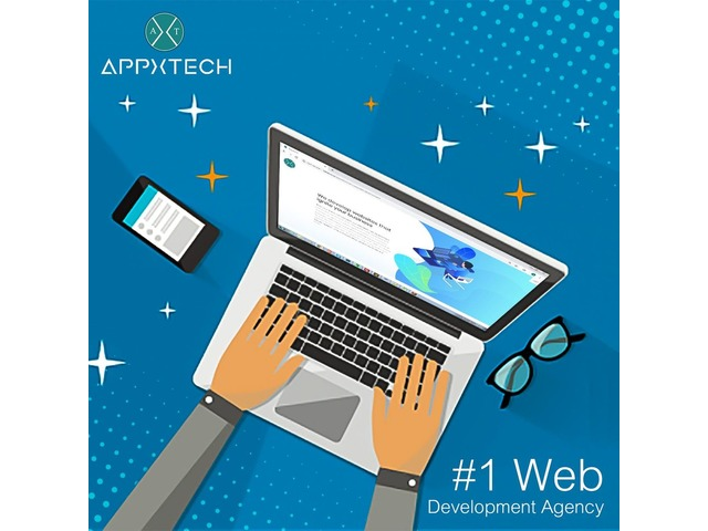 Web Designing and Development Company, USA | Appxtech | free-classifieds-usa.com