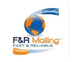 Efficient bulk mailing services