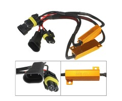 2 x Carchet HB3 HB4 LED Turn Signal Load Resistor Canbus for BMW Audi