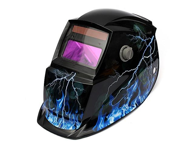 New Pro Auto Darkening Welding/Grinding Helmet Mask MIG TIG ARC TDB | free-classifieds-usa.com