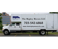 Movers Great Falls VA
