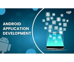Best Android Application Development Company in USA - Fluper