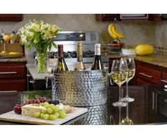 Chic Chill's Elegant Trois-stainless 3-bottle chillers