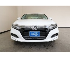 Used Honda accord 2018 (EX-L Navi 2.0T) Certified For Sale by new car dealers near me