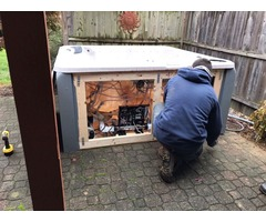 Hot Tub/ Spa Repair Services year round