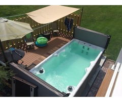Custom Hydrotherapy Swim Spas - Made in Reading, PA, USA
