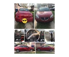 For Sale: 2007 Pontiac G6 GT Hard Top Convertible
