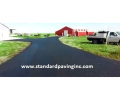 Standard paving Inc. the most famous Driveway paving contractor