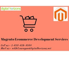 Best Magento E-commerce Development Services Provider