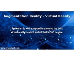 AR & VR Technology Development - Systemart
