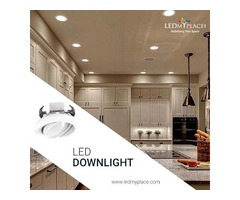 Save Up-to 75% On Energy Bills By Installing LED Downlights