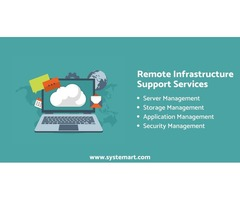 Remote Infrastructure Support Services NJ