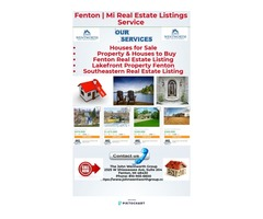Realtor Services Fenton | Michigan Real Estate | Realtor Mi