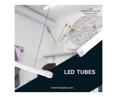 Buy Best LED Tubes and Replace your Old Fluorescent Tube Fixture