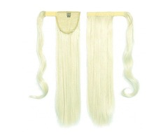 Ponytail Wrap Hair Extensions