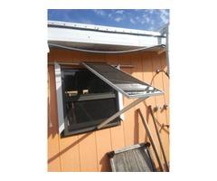 Solar Storm Shutter Kits