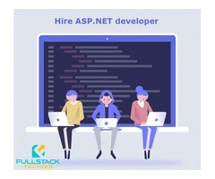 Full stack ASP.NET developer