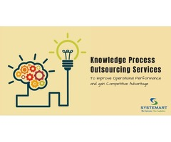 Knowledge Process Outsourcing Services - Systemart LLC
