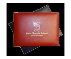 Buy Certificate Holder, Custom Certificate Holders