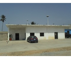 Industrial Land. 20.657 square meters for sale