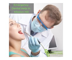 24 Hour emergency dental help