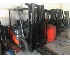 30+/- FORKLIFTS AUCTION