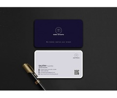 Minimalist Business Card for $5