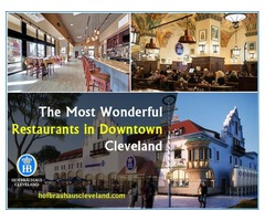 Restaurants in Downtown Cleveland