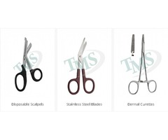 Stainless Steel Blades - Best Quality Surgical Tools Manufacturer Chicago Illinois US